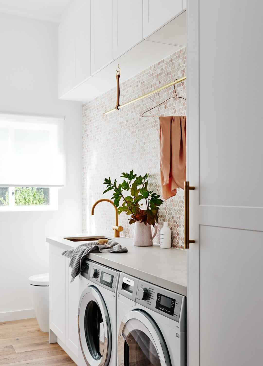 Small Laundry Ideas St Ives Realty